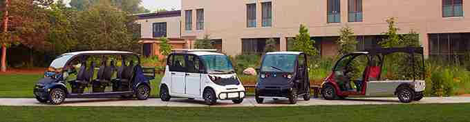 Purchase Used Shuttle Buses