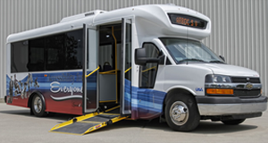 Wheelchair Accessible Buses for Sale