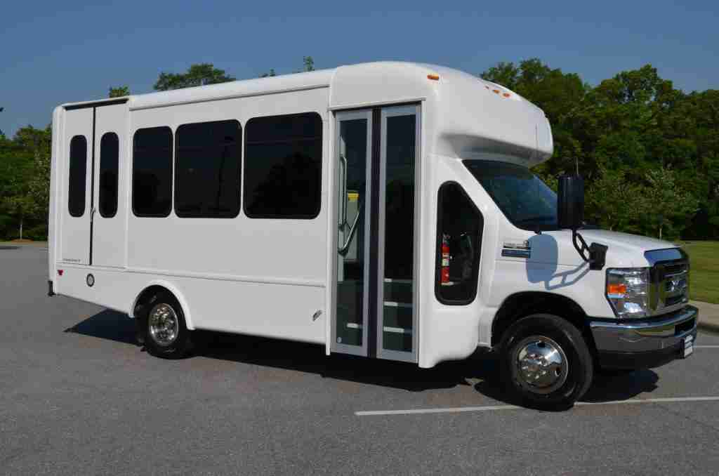 New or used shuttle bus for sale mississippi
