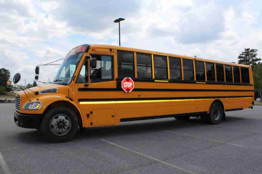 new or used school buses for sale in Idaho