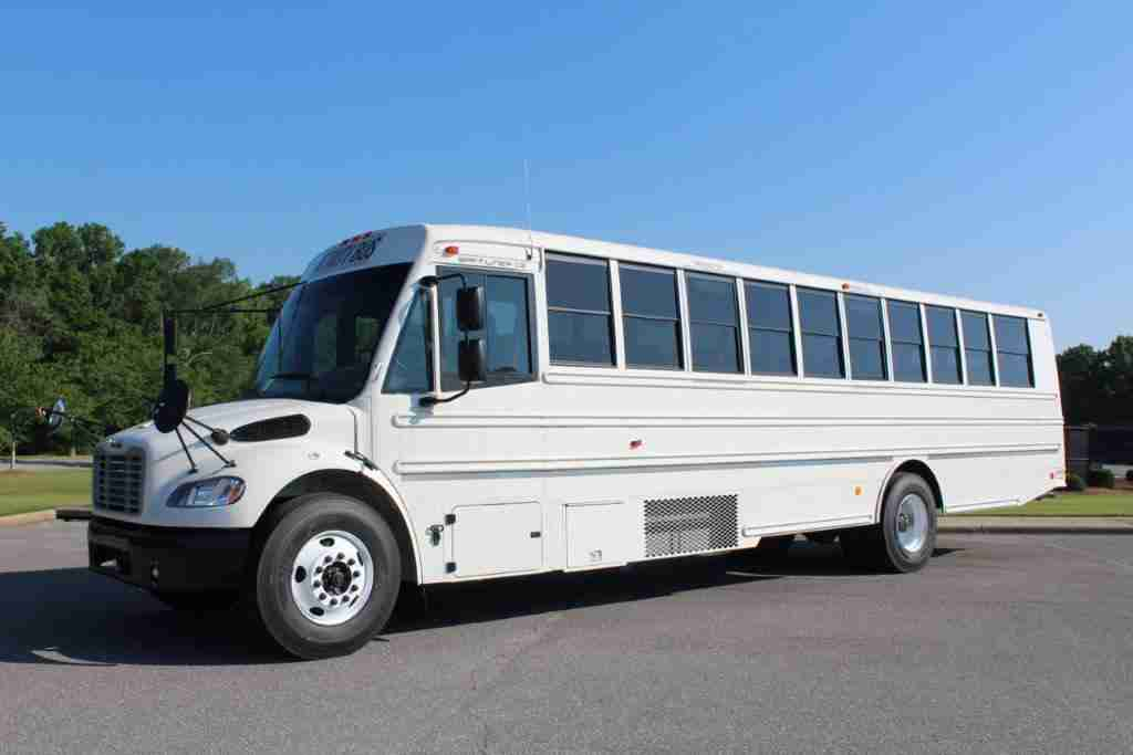 new or used school buses for sale in Texas