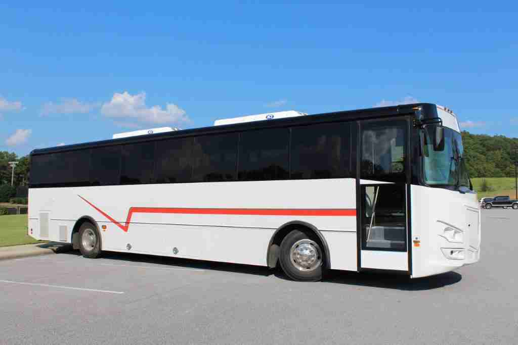 Coach bus for sale in north dakota